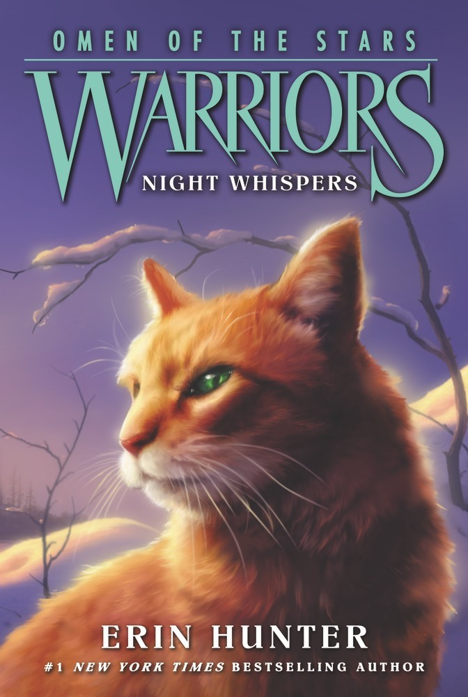 warriors book 2 fire and ice