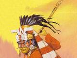 Сапотекські воєначальники
