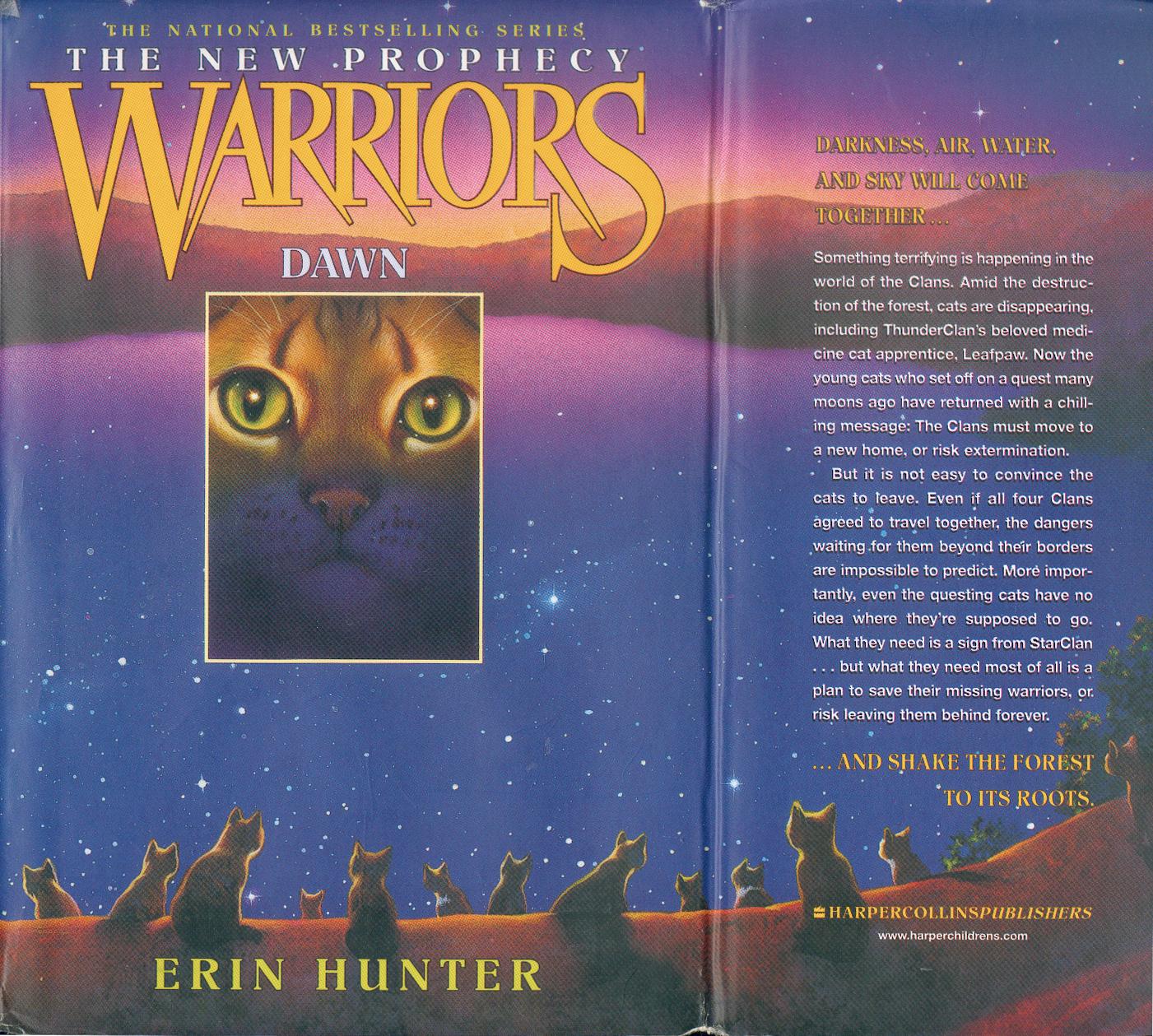 Warriors The Prophecies Begin Book 3: FANDOM Powered By Wikia