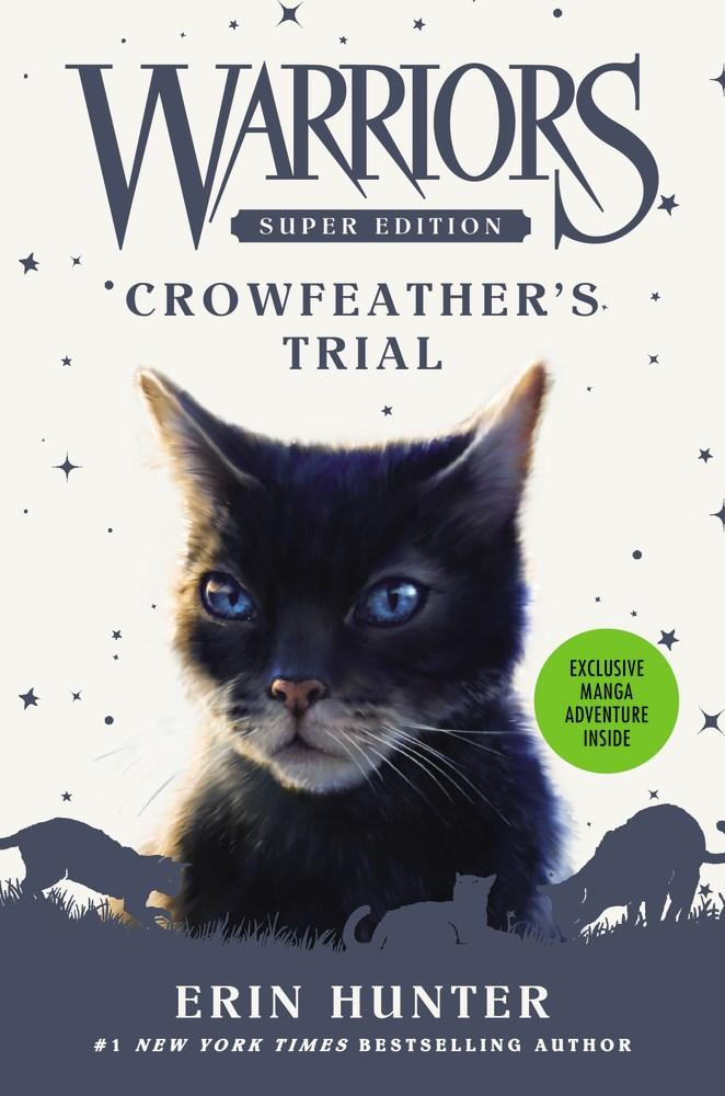 Warriors Cats New Books