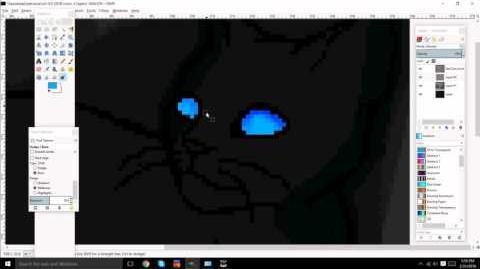 Black Cat Tutorial