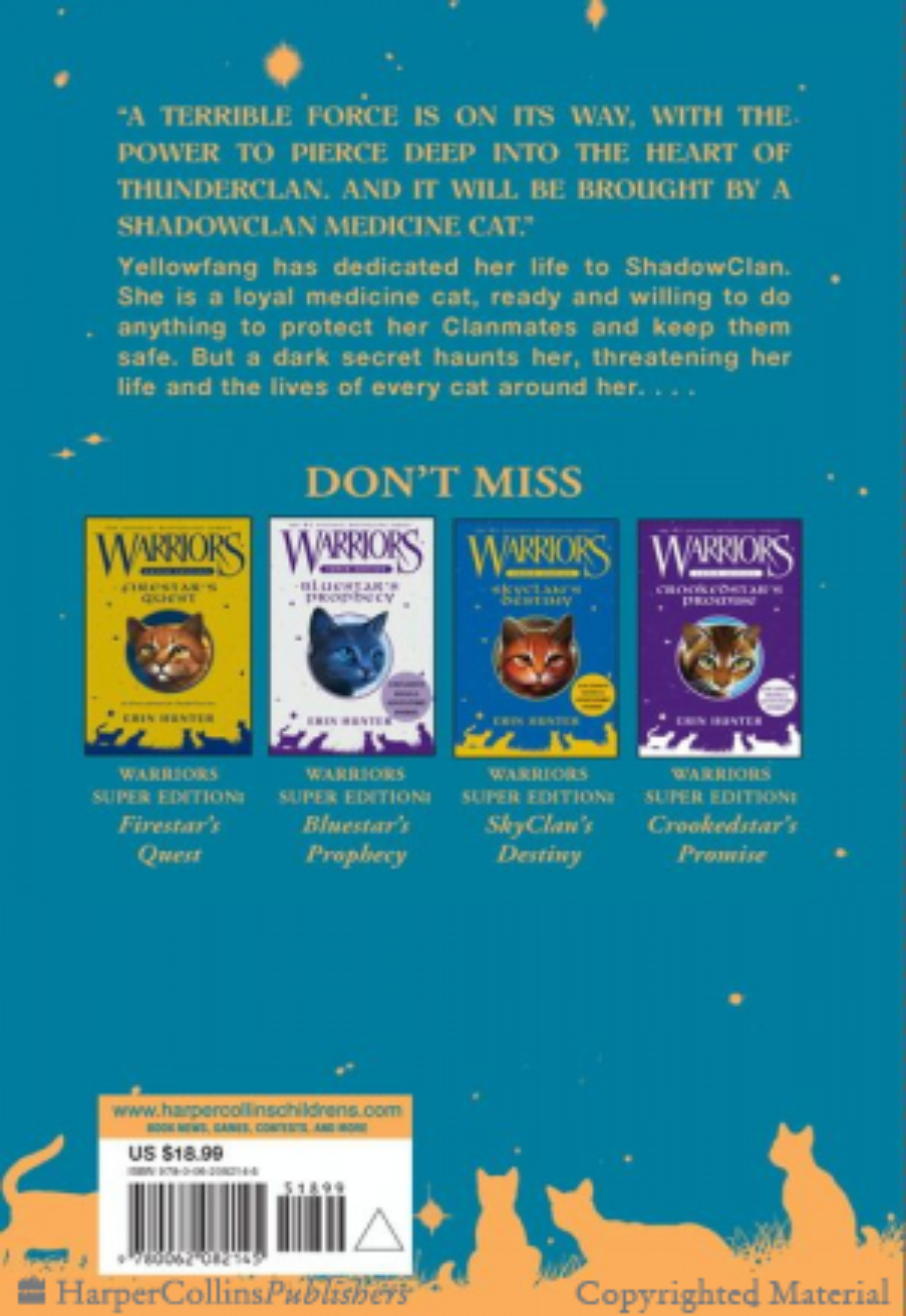 Yellowfang's Secret | Warriors Wiki | FANDOM powered by Wikia