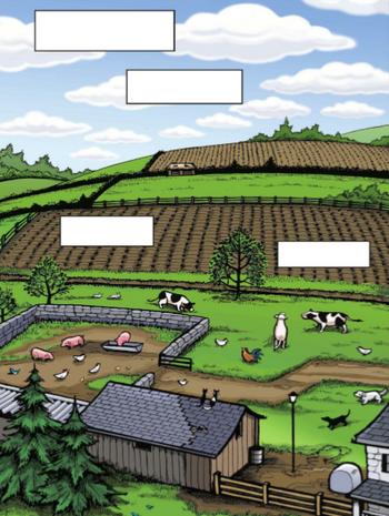 Barley's farm