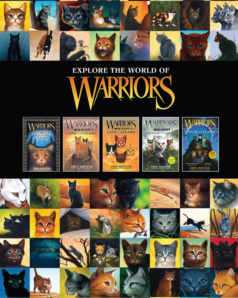 Warriors Cats Field Guide