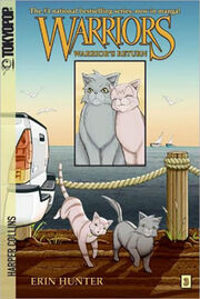 Cover of Warrior's Retcurn
