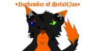 Darkember of MetalClan