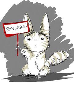 Loth-Cat spoilers