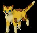 Goldenspeckle