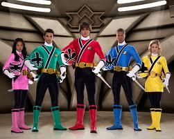 Power Ranger Samurai