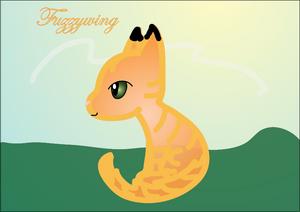 Fuzzywing ~by Jetfeather