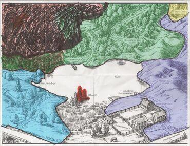 New Lake Territory