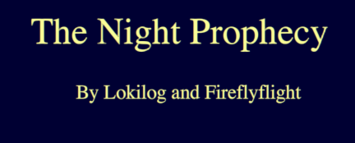 The Night Prophecy