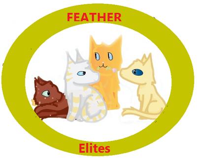 Feather Elites Badge