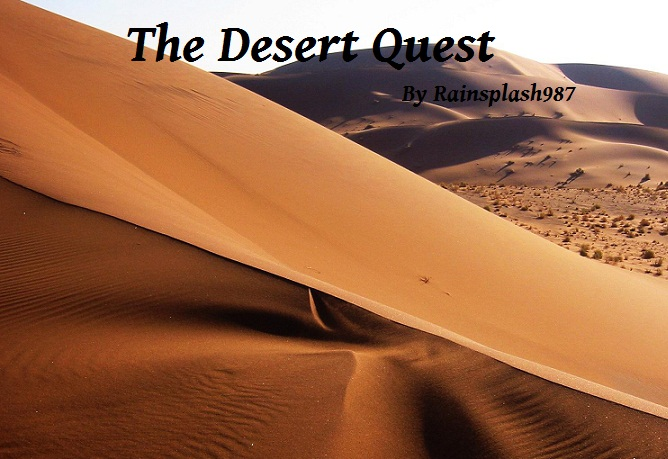 TheDesertQuest