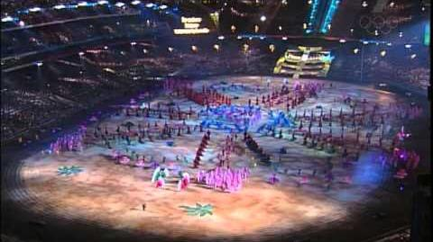 Sydney 2000 Opening Ceremony Part 05 Nature (The best segment in the Opening Ceremony)