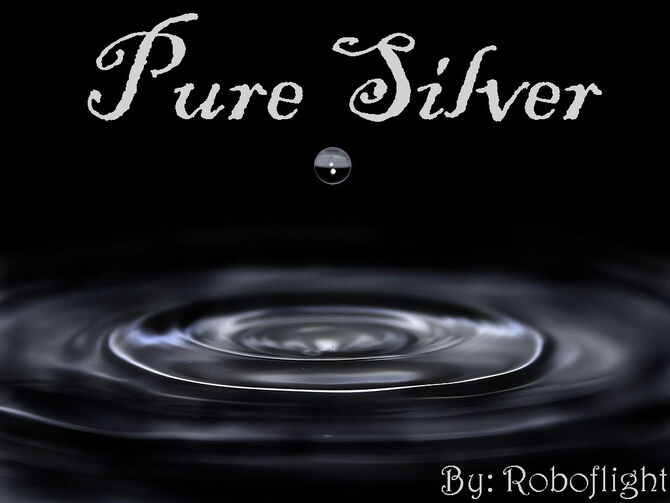 Pure Silver