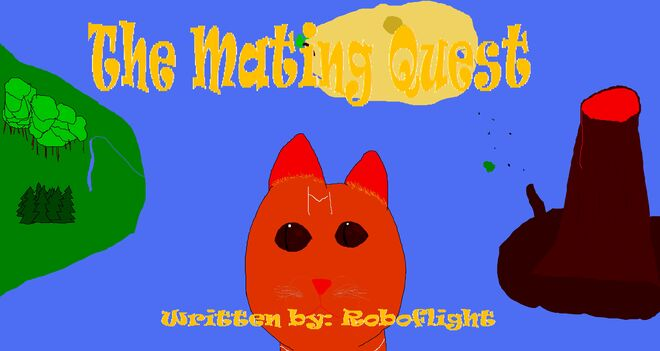 The Mating Quest Cover
