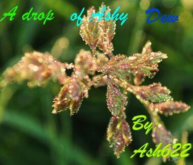 390px-A Drop of Ashy Dew