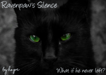 Ravenpaw's Silence Cover