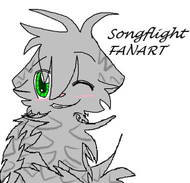 Songflight fanart