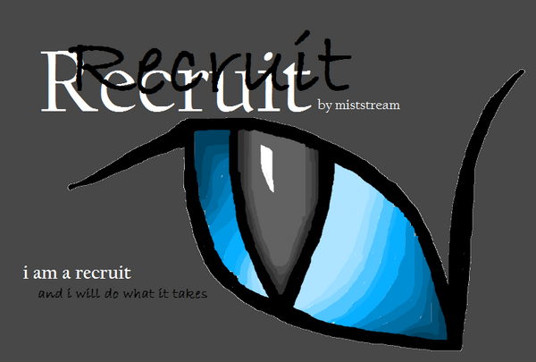 Recruit Titlepicture