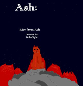 Rise from Ash cover