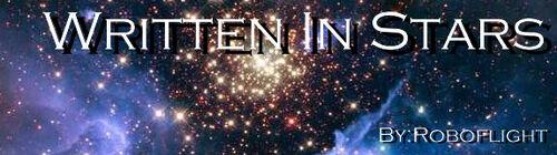 Written In Stars