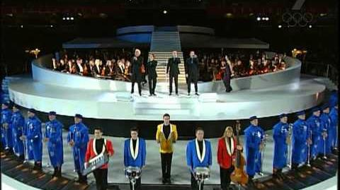 "Sydney 2000 Opening Ceremony Part 01""G-Day Moment"" The Man from Snowy River HD"