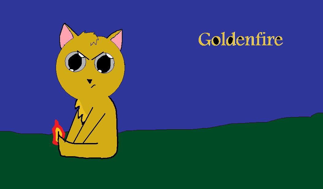 Goldenfire