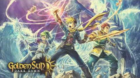 Golden Sun Dark Dawn - Blados & Chalis - Battle Theme Extended