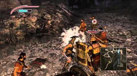 Warriors Legends of Troy - Odysseus gameplay