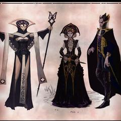 Vampire Aristocrats of the Blayne Court...