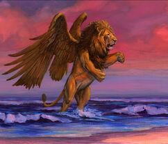 19 Winged Lion-1-