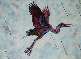 Stymphalian bird by cocoloy-d51vkp2