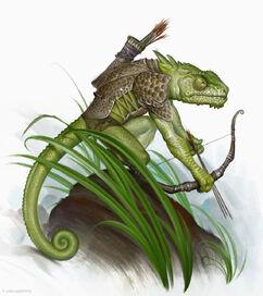 Chameleon scout by firatsolhan-d8an9xx