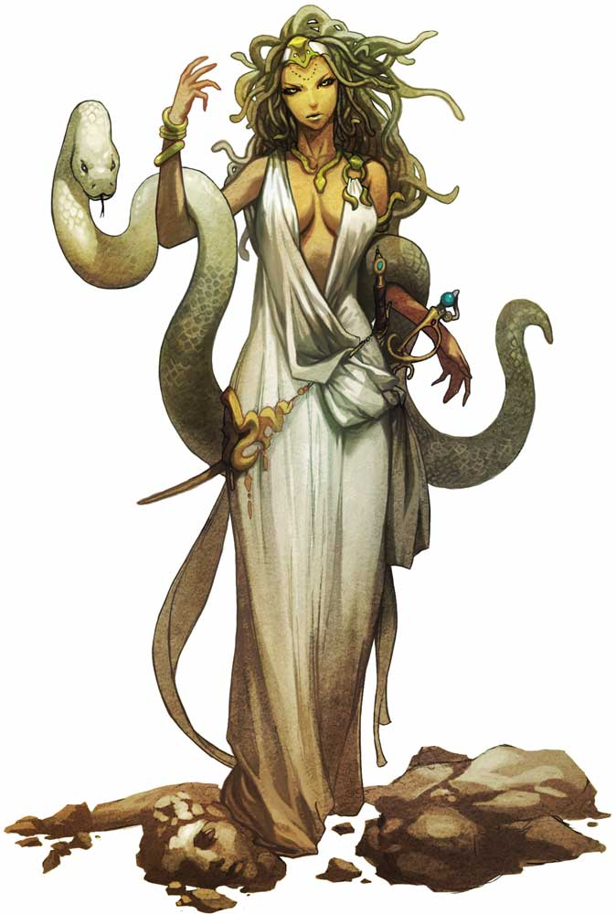 Gorgon | Warriors Of Myth Wiki | FANDOM powered by Wikia