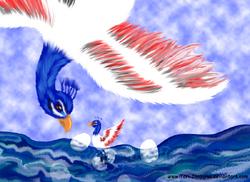TwW Orphan Bird by Tori Inazuma-1-