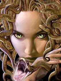 Greg Horn Medusa-1-