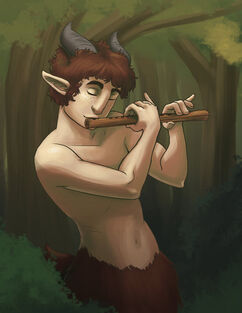 Faun song by wallabri-d3dsoct