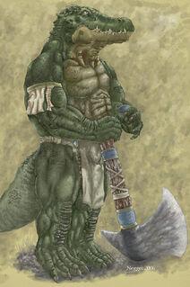 Sobek by Negger