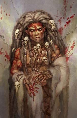 Skinwalker   Warriors Of Myth Wiki   FANDOM powered by Wikia