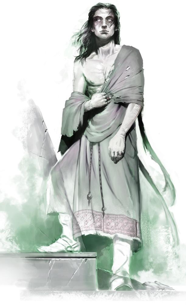 Ghost Warriors Of Myth Wiki Fandom Powered By Wikia