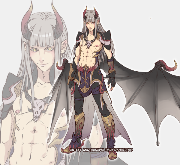 Image result for incubus demon