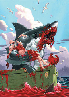 Jawsome! (Shark Man, Shark-Man, Sharkman, Were, Shark, Wereshark, Therianthrope, Lycanthrope, Galeanthrope, Sharkanthrope, Mutant, Street Sharks)