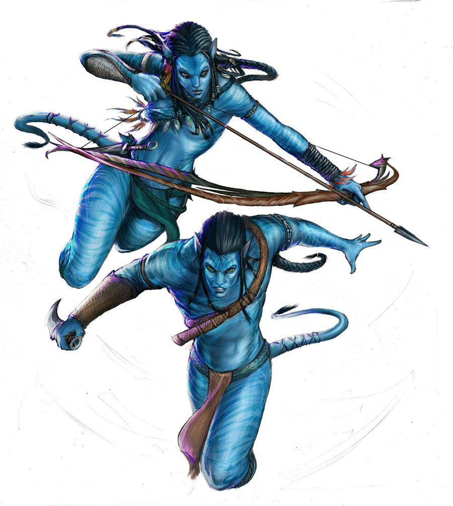 Avatar 2 2014 Movie: Image - Avatar Fanart By YamaO.jpg