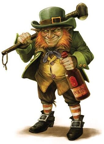Leprechaun | Warriors Of Myth Wiki | Fandom