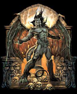 The-Gargoyle