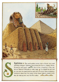 Dbs Jonathan Hunt Bestiary 21 Sphinx 800
