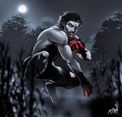 Dark spirit legend-folklore-mythology
