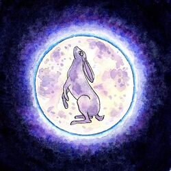Hare+in+the+Moon (Moon Rabbit)